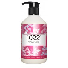 1022 Green Pet Care All Soft Shampoo with Marine Collagen 310ml