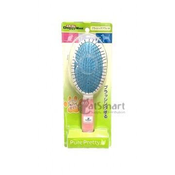 Doggy Man Pure Pretty Cushion Pin Brush M [DM-83903]