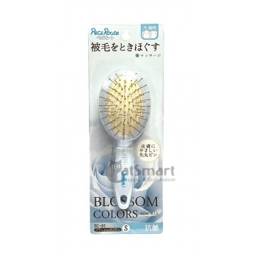 Petz Route Rubber Cushioned Pin Brush S
