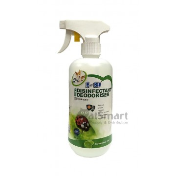 E-Bio 2 In 1 Disinfectant Deodoriser 500ml