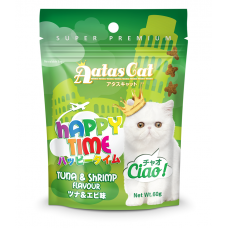 Aatas Cat Happy Time Ciao Tuna & Shrimp 60g