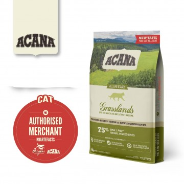 Acana Regionals Grasslands Dry Cat Food 1.8kg