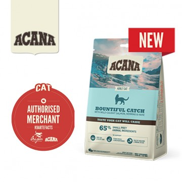 Acana Bountiful Catch Dry Cat Food 4.5kg