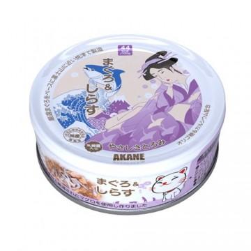 Akane Tuna & Baby Sardine in Thick Gravy 75g Carton (12 Cans)