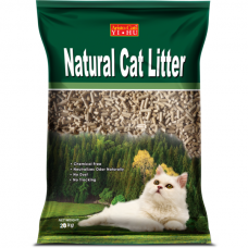 Aristo Cats Natural Cat Litter Pine Wooden Pellet 20kg