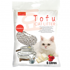 Aristo Cats Tofu Litter Strawberry  6L