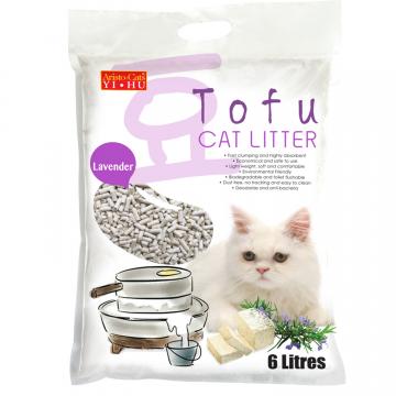 Aristo Cats Tofu Litter Lavender 6L