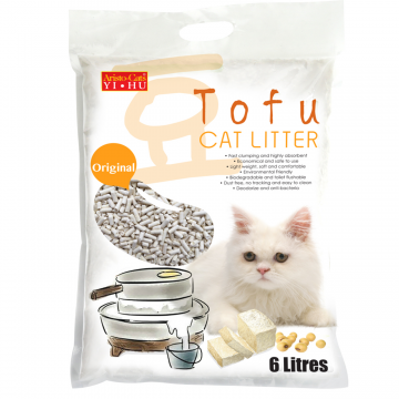 Aristo Cats Tofu Litter Original 6L (4 Packs)