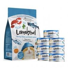 Loveabowl Grain Free Herring Salmon and Atlantic Lobster 4.1kg