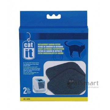 Catit Hooded Cat Pan Replacement Carbon Filters [50705]