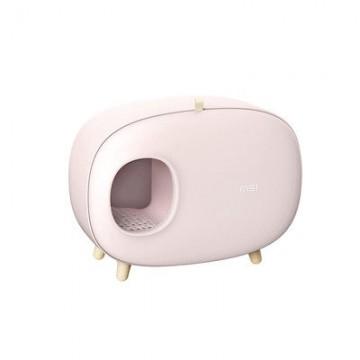 Makesure Modern Cat Litter Box Sweet Pink