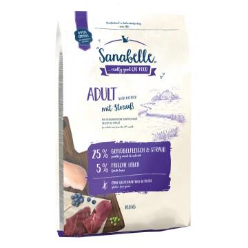 Sanabelle Adult Ostrich 10kg