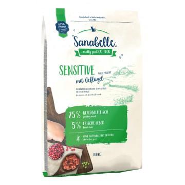 Sanabelle Sensitive Poultry 10kg