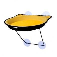 SnugFit Window Hammock Yellow