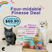 Four-midable Finesse Bundle