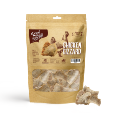 Absolute Bites Freeze Dried Raw Chicken Gizzard 65g