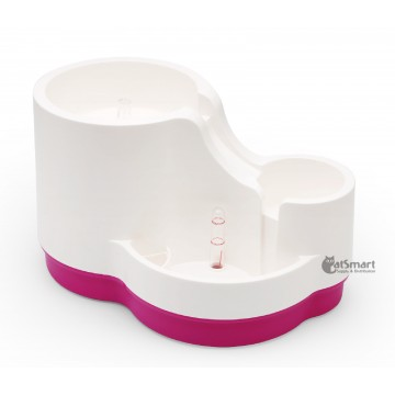 Acepet Automatic Drinking System Pink