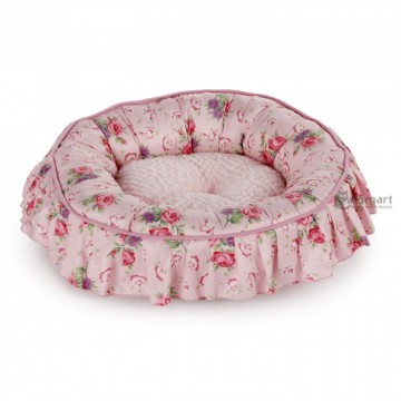 AFP Round Bed Medium Pink