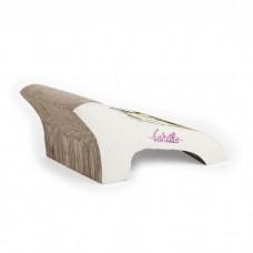 AFP Catzilla Chaise Lounge Cardboard Scratcher