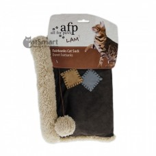 AFP Lamb Fairbanks Cat Sack Brown