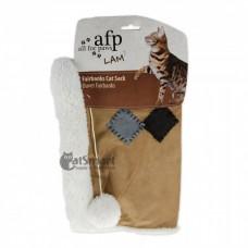 AFP Lamb Fairbanks Cat Sack Tan