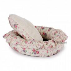 AFP Round Bed Medium Cream