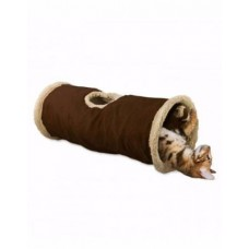 AFP Lamb Find Me Cat Tunnel Brown