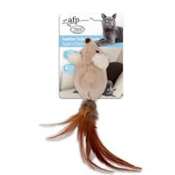 AFP Classic Comfort Feather Tailed Mouse Brown