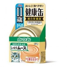 Aixia Kenko-Can Above 11 Years Old Skipjack Tuna Mousse 40g