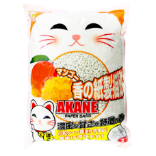 Akane Paper Litter Mango 7L (3 Packs)