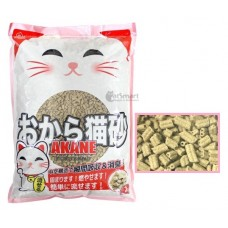 Akane Tofu Cat Litter (Double Hollow) 7L (3 Packs)
