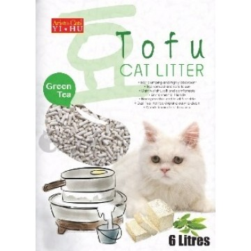 Aristo Cats Tofu Litter Green Tea 6L