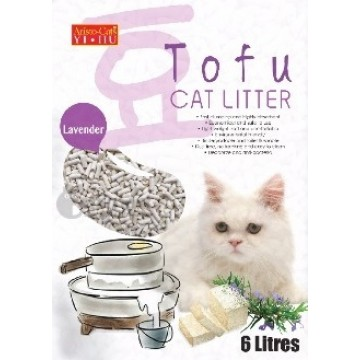 Aristo Cats Tofu Litter Lavender 6L