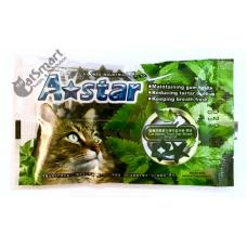 Armonto A-Star Cat Dental Treat Star Shape Flavor Original 15g