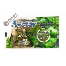 Armonto A-Star Cat Dental Treat Star Shape Flavor Cheese 15g
