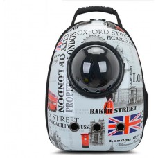 Astronaut Capsule Pet Backpack Oxford Street