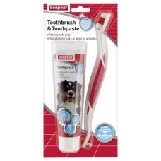 Beaphar Toothpaste Combipack
