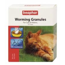 Beaphar Worming Granules For Cat & Kittens 4s