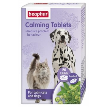 Beaphar Calming Tablets (20)