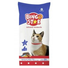 Bingo Star Adult Cat Food 20kg