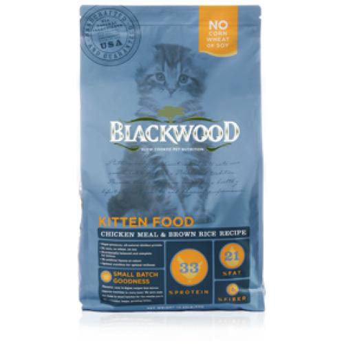 Blackwood Kitten Food Chicken & Brown Rice 4Lb | CatSmart ...