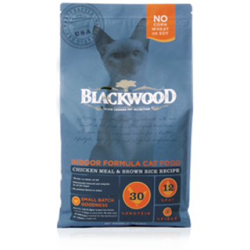 Blackwood Indoor Recipe Chicken & Brown Rice 13.23Lb (Free 4lb)