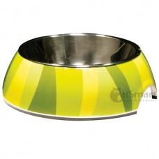 Catit Style 2-In-1 Cat Dish Jungle Stripes