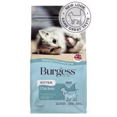 Burgess Chicken Kitten 1.5kg
