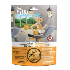 Canadian Jerky Air Dried Lazy Kitty Grain Free Chicken 85g
