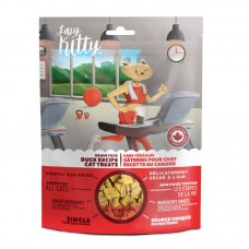 Canadian Jerky Air Dried Lazy Kitty Grain Free Duck 85g