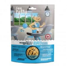 Canadian Jerky Air Dried Lazy Kitty Grain Free Salmon  85g
