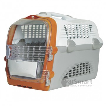 Catit Design Cabrio Cat Multi-Functional Carrier System Orange
