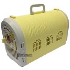 Armonto Pet Carrier Single Door Yellow