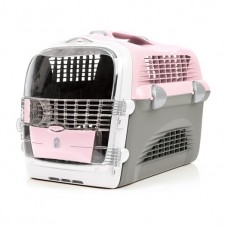 Catit Design Cabrio Cat Multi-Functional Carrier System Pink